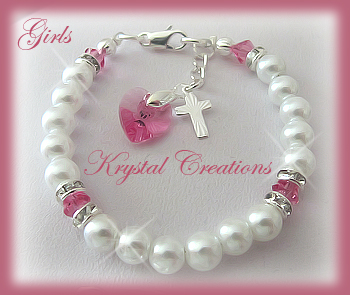 Baptism Christening bracelet